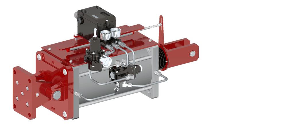 Cylinder positioner 3D model